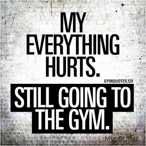 Thursday Fitness Quotes Gym & Thursday Fitness Quotes