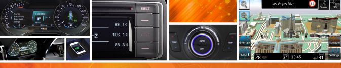 Detroit At CES: Visteon's New Auto Displays, GM-Google Partnership, Bosch Tech « CBS Detroit