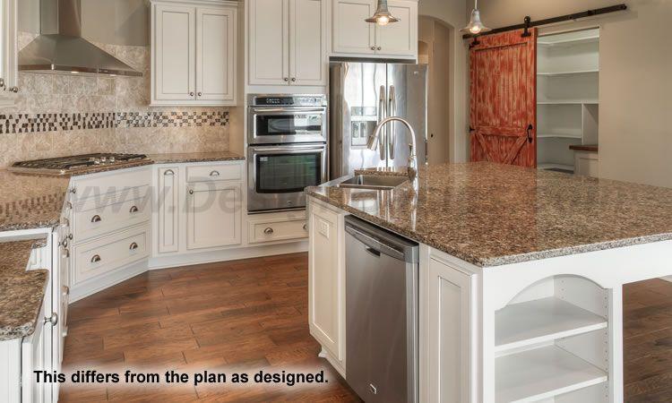 Maddox Home Plan Kitchen Kitchen Designs