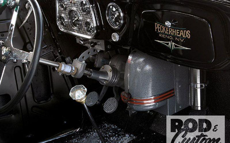 bonneville speedweek 193334 Ford coupes Original Stock