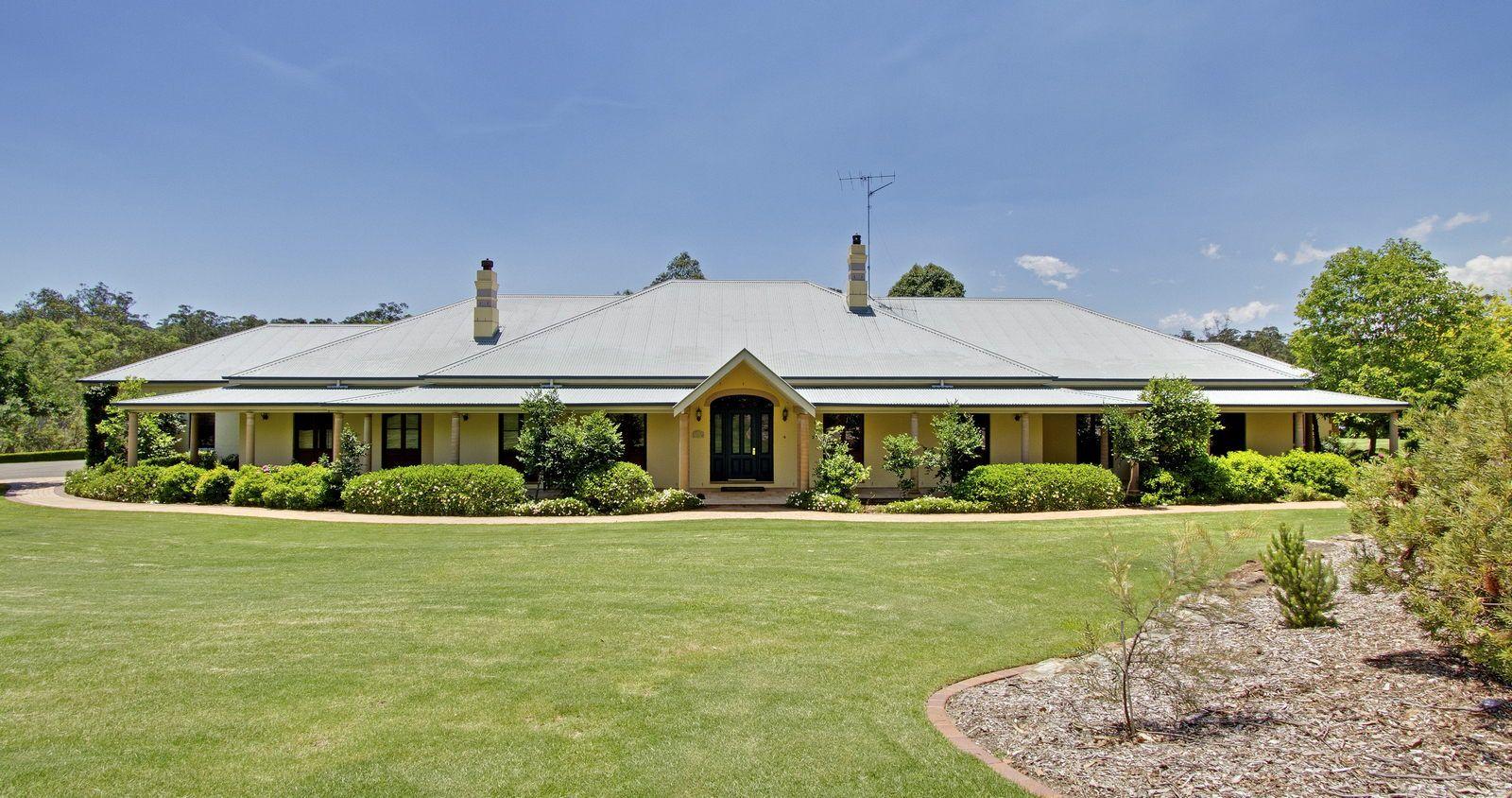 Luxury Homes Custom Home Design Luxury Home Builders Australian Country Houses Dream House Exterior House Design