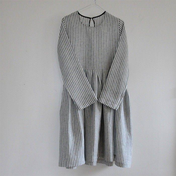Le Vestiaire de Jeanne Uniform Pleated Dress | Remodelista