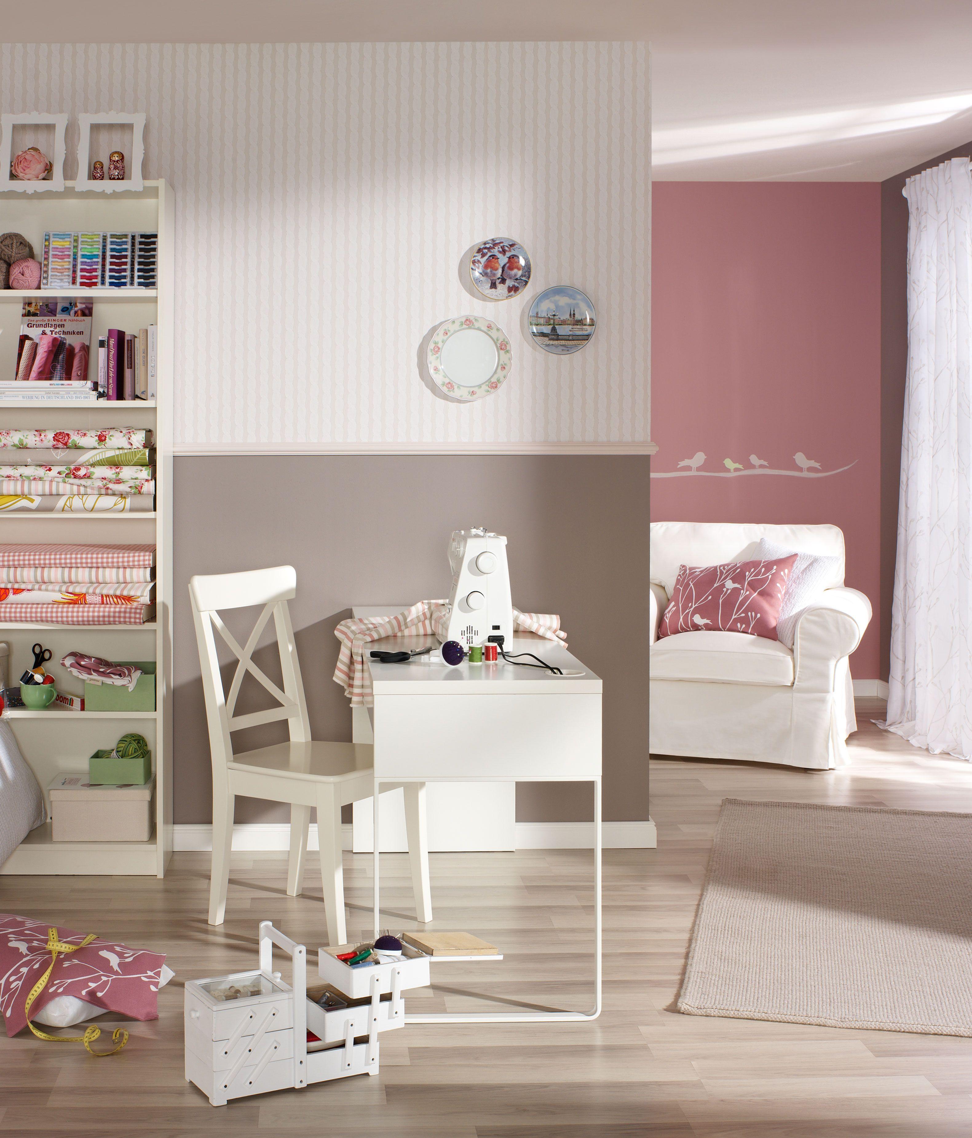 ROSAROT - für Frauenzimmer. Pudrig-pastellige Farben bilden die ...