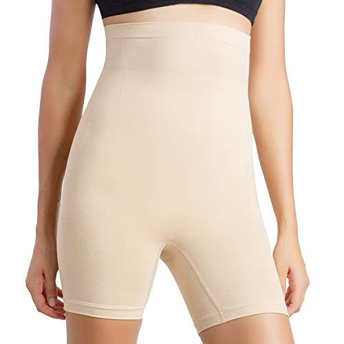 2516f0ae77fb52 M-D Seamless High Waist Tummy Control Panties Shapewear Panties Seamless Body  Shorts Shaper Thigh Slimmer Shapewear