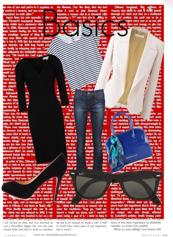 """""""Basics"""" by janette-ii on Polyvore"""