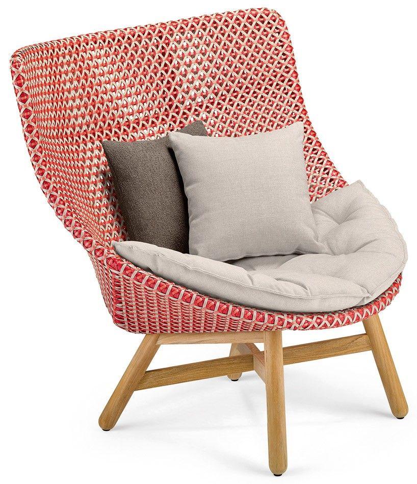 Sebastian Herkner S Outdoor Mbrace Chair Collection For