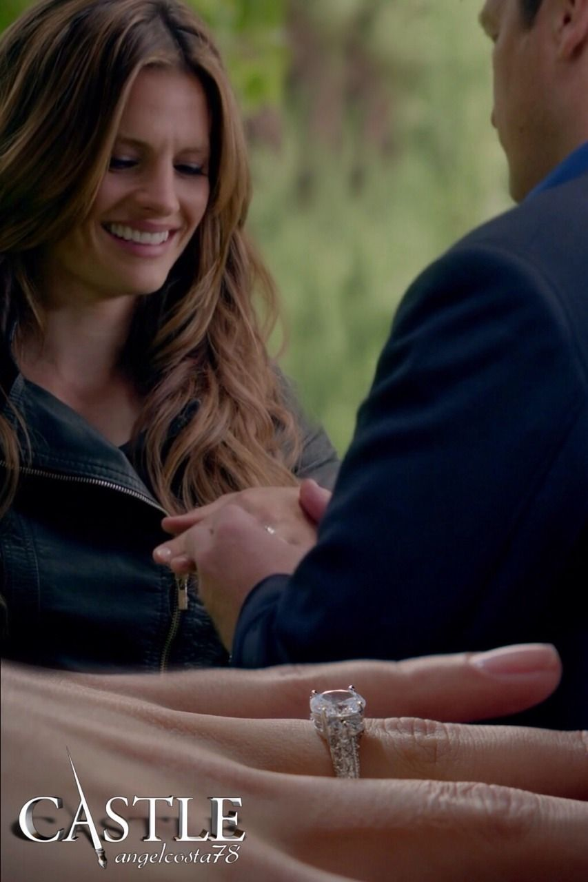 """Richard Edgar Alexander Rodgers Castle, yes, yes I will marry you"""