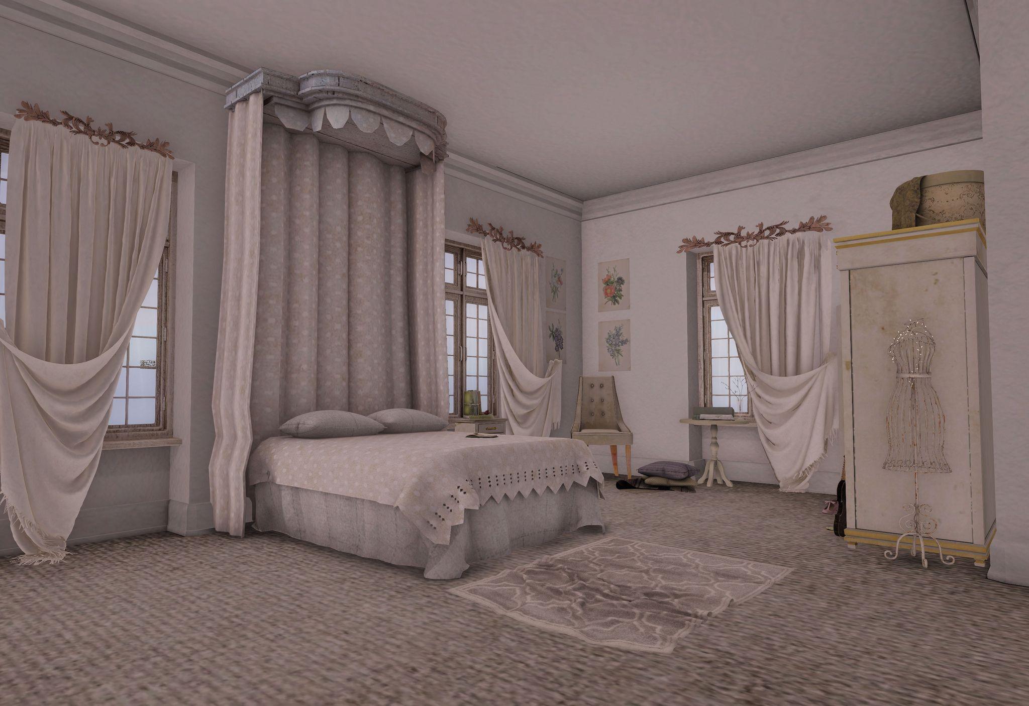 Untitled White bedroom, Interior barn doors, Doors