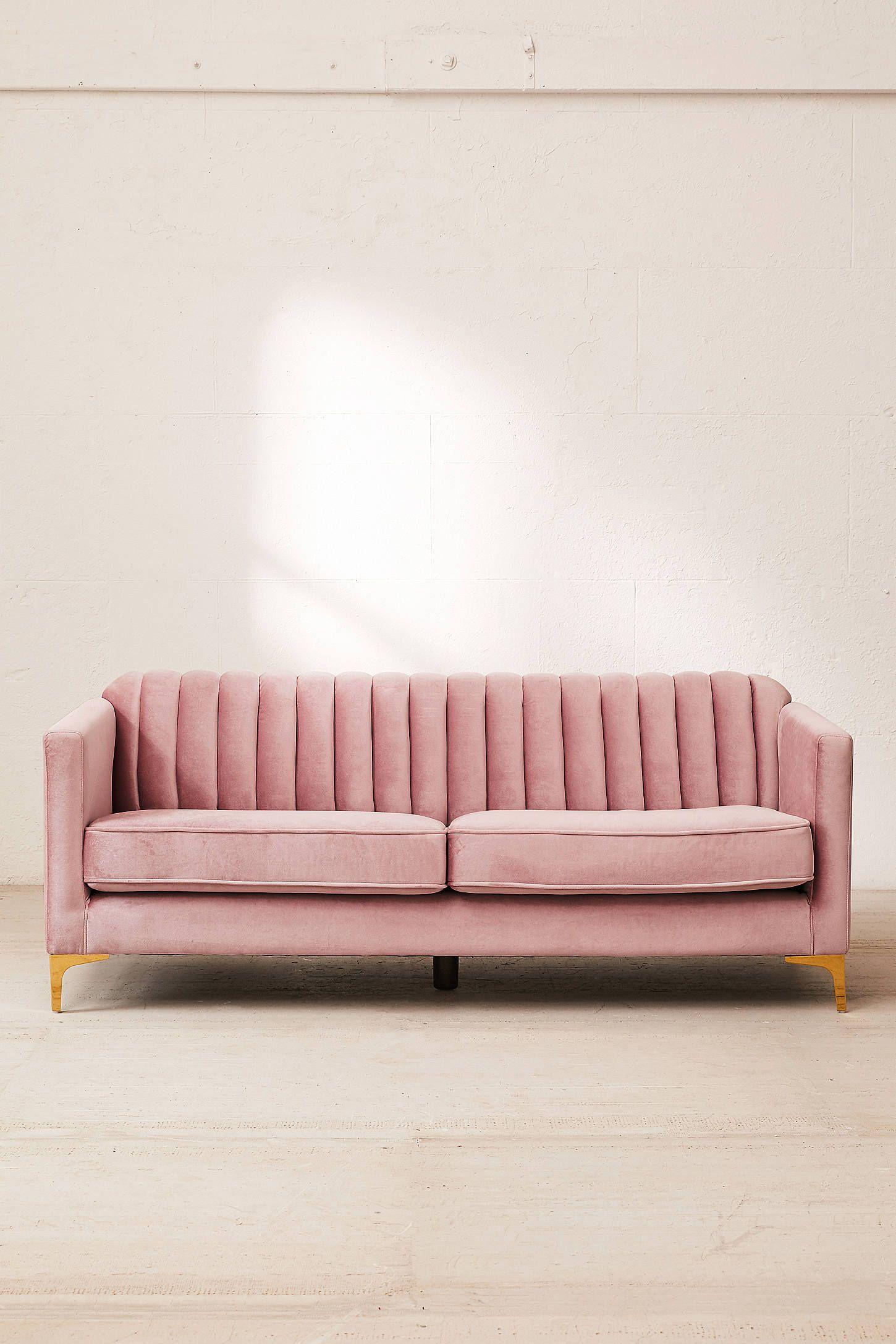 Marcella Velvet Sofa Cheap Living Room Furniture Velvet Sofa