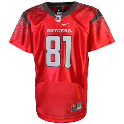 Get Your Son Or Daughter Ready For The B1g Ten Season With A Rutgers Replica Football Jersey Jerseyb1g Ruat Rutgers Football Jerseys Rutgers Scarlet Knights