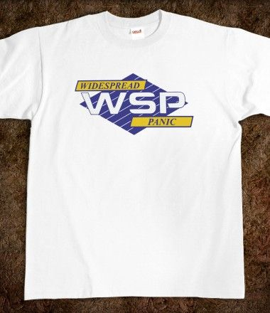 Widespread Panic Sec Tank Top Wsp Shirts Custom