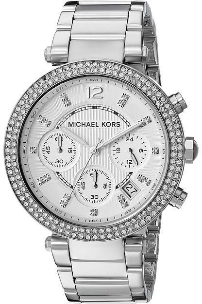 Michael Kors Mk5353 Parker Chronograph Chronograph Watches Armbanduhr Damen Handtaschen Michael Kors Michael Kors