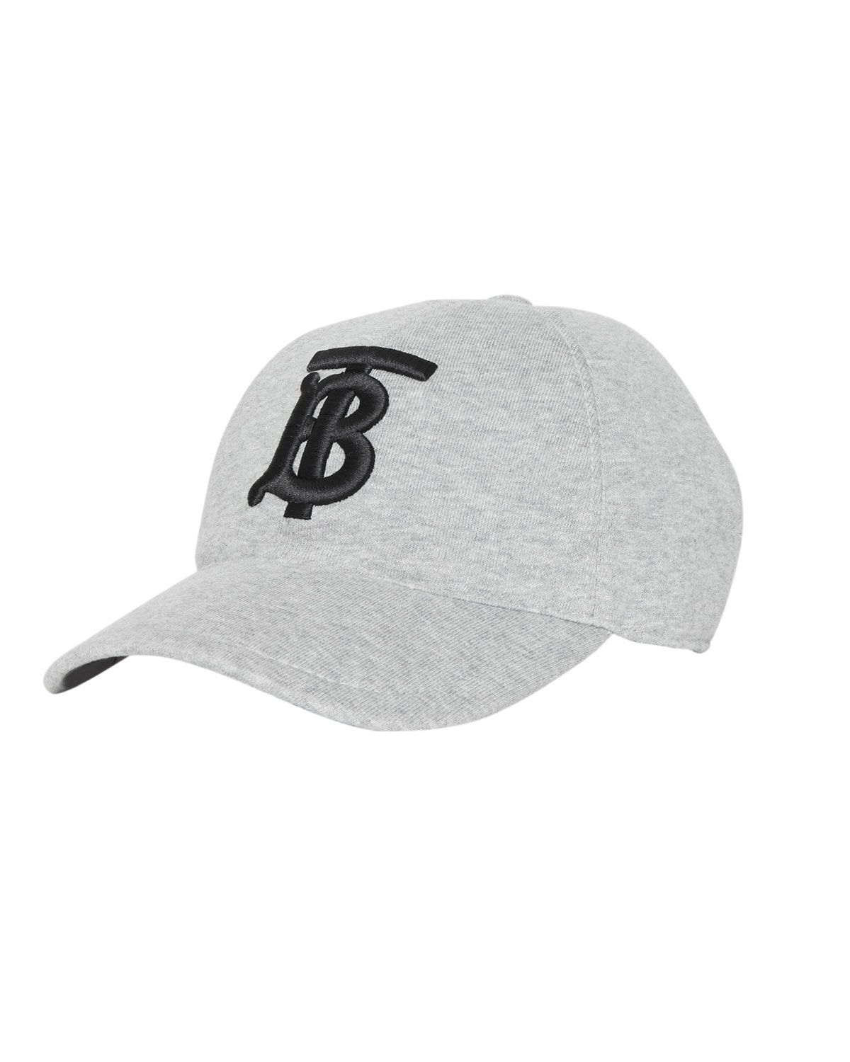 8986dfb6 BURBERRY MEN'S TB JERSEY BASEBALL CAP, GRAY. #burberry | Burberry in ...