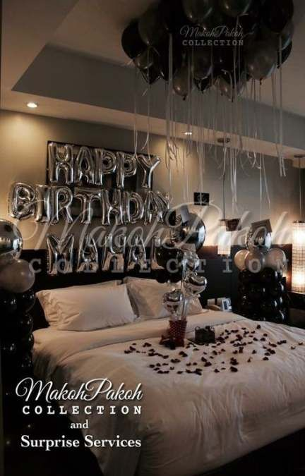 20th Anniversary Gifts For Husbands: Super Birthday Decorations Ideas For Him 25th 55+ Ideas
