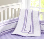 Harper Mini Dot Baby Bedding Set With