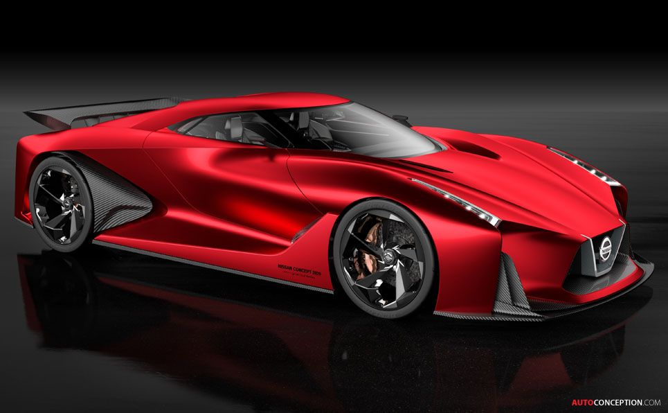 2014 Nissan Concept 2020 Vision Gran Turismo Nissan Sports Cars Tokyo Motor Show Nissan Gt R