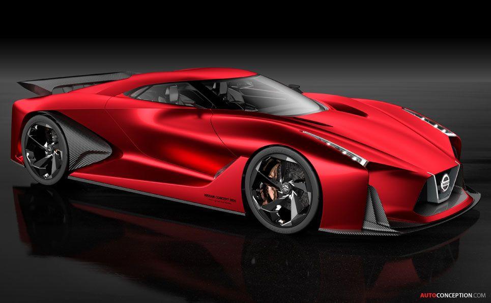 2014 Nissan Concept 2020 Vision Gran Turismo Nissan Sports Cars Tokyo Motor Show Nissan Gt R