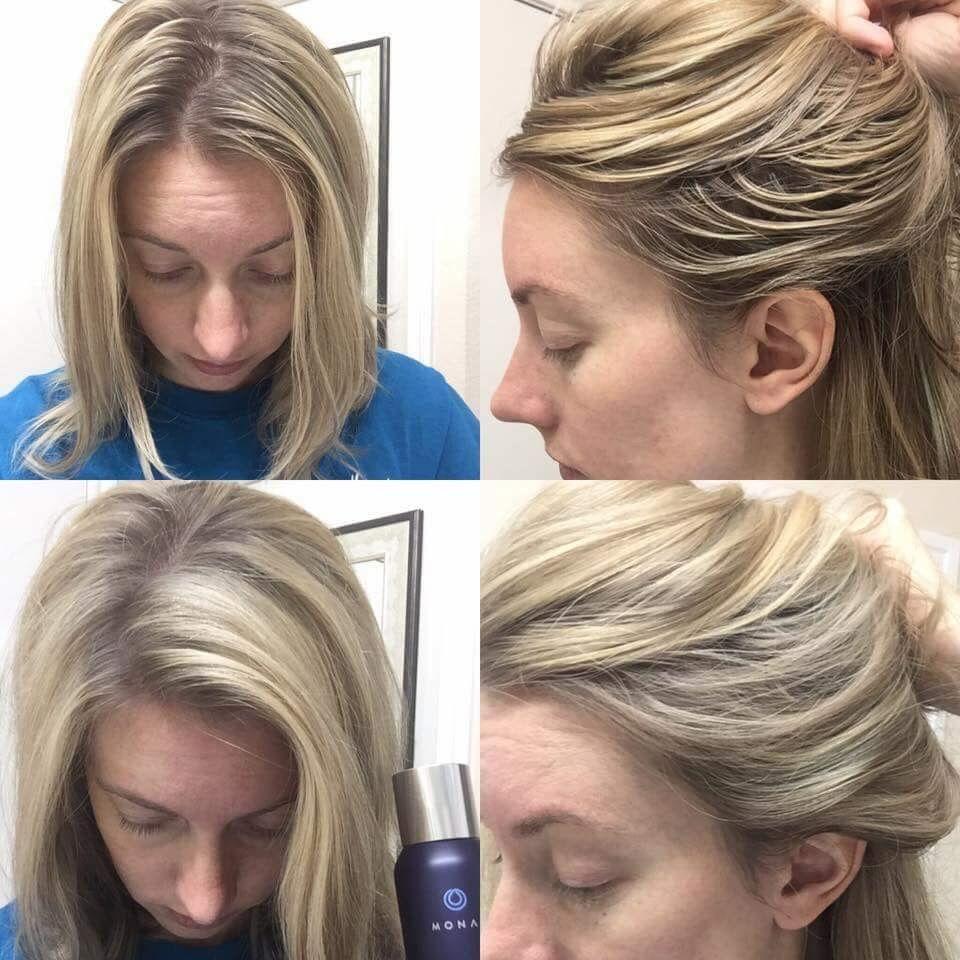 Monat Dry Shampoo Dry Shampoo Hairstyles Monat Hair Second Day Hairstyles