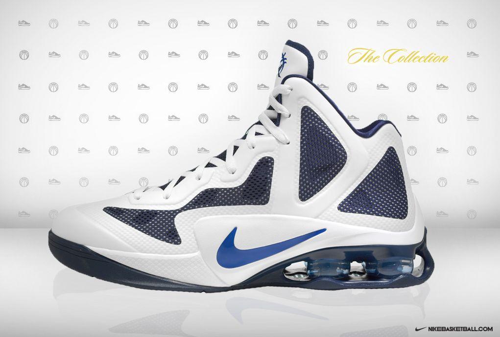 Shawn Marion Finals Edition Nike Air Shox Hyperballer  b4ed1cc5d