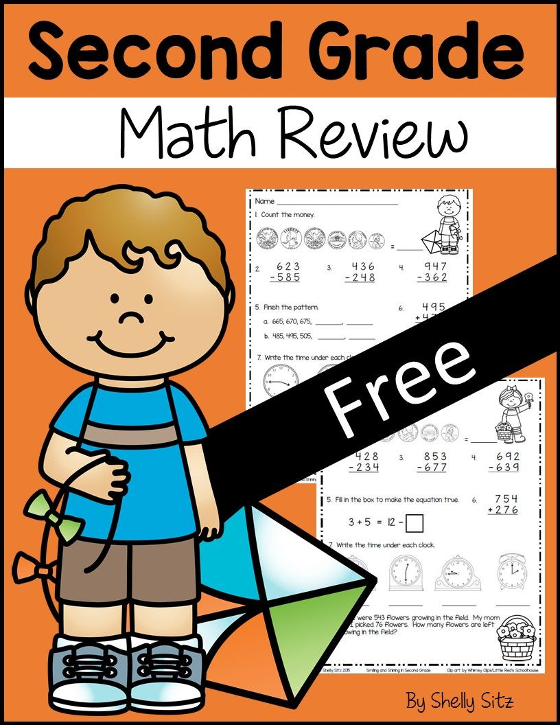 hight resolution of Spring is Here and a Freebie   2nd grade math