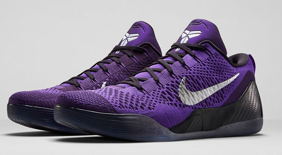 KOBE 9 ELITE LOW  HYPER GRAPE MOONWALKER  Hyper Grape White-Cave Purple 666a498de1
