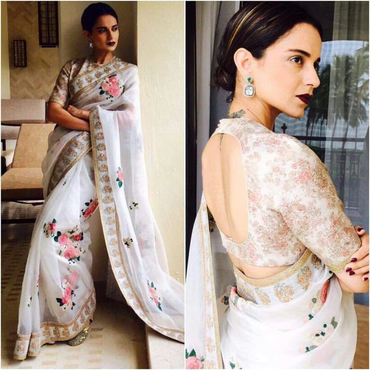 Wedding White Sarees Online: Celebrities Who Carry Off Sabyasachi's Designer Sarees