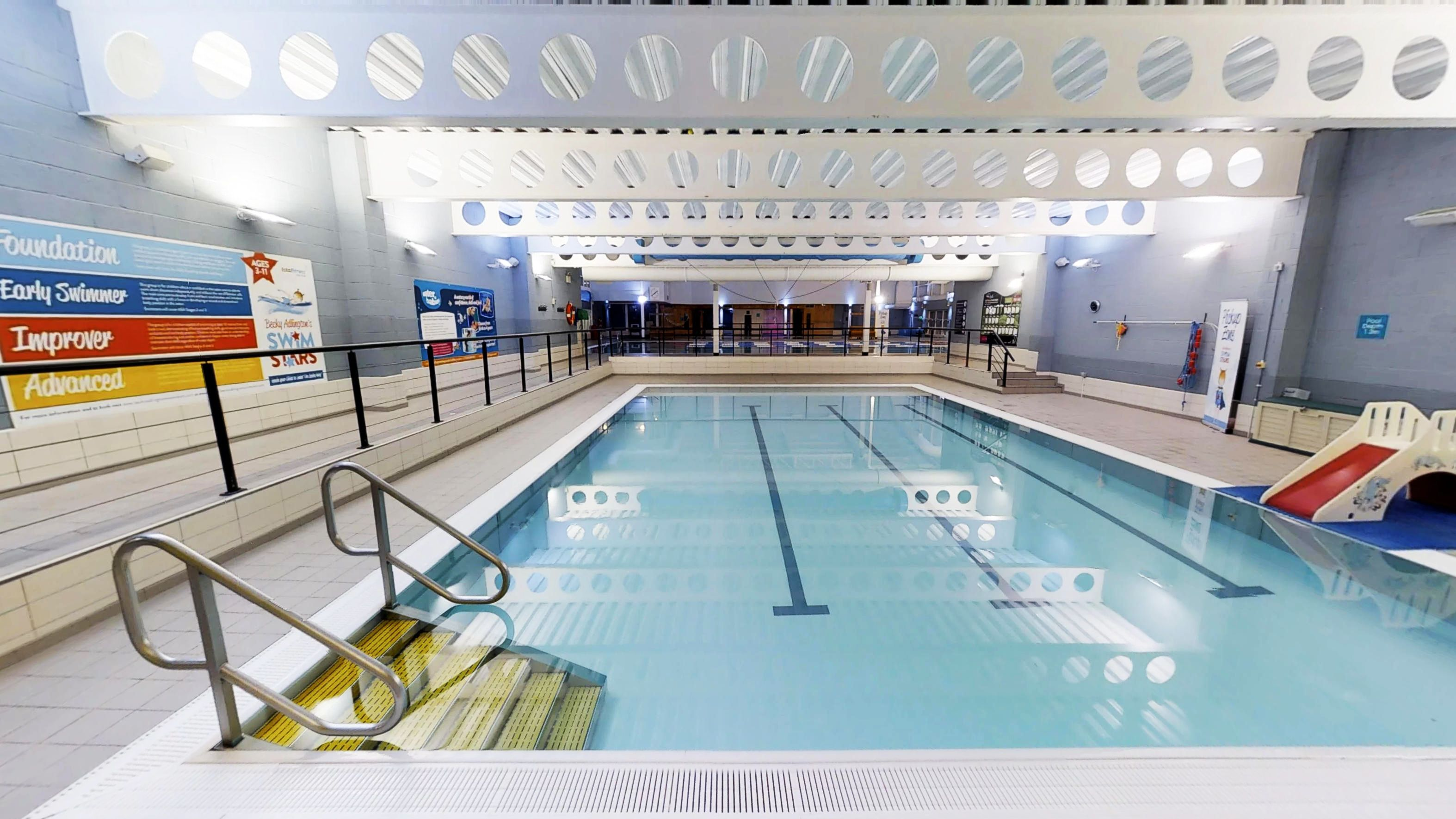 c5199d78a62 Total Fitness Whitefield - small pool