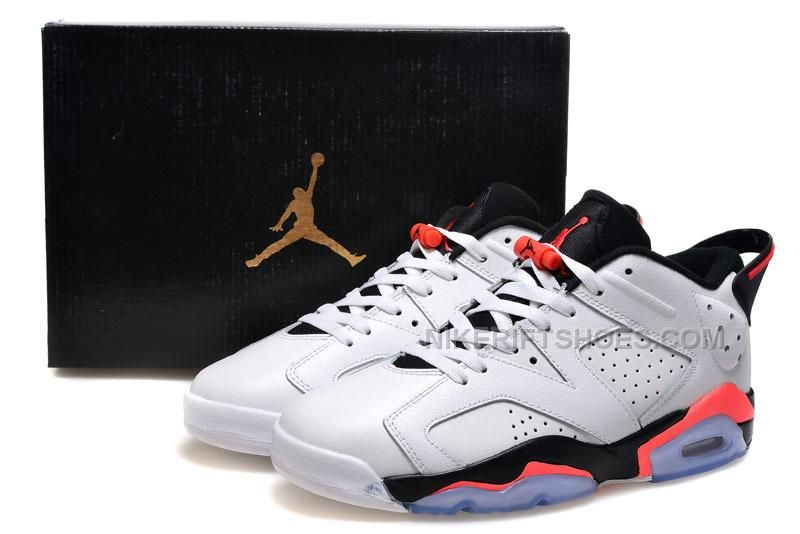 135a99ee18a5a0 Women Air Jordan 6 Retro Sneakers Low AAA 240