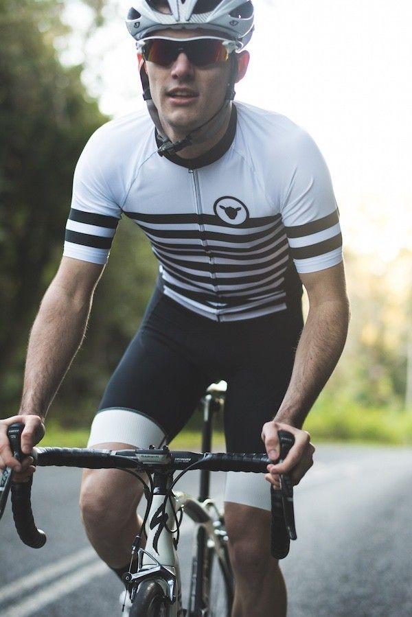 4c7ec7802 Black Sheep Cycling - Striped Black Belly