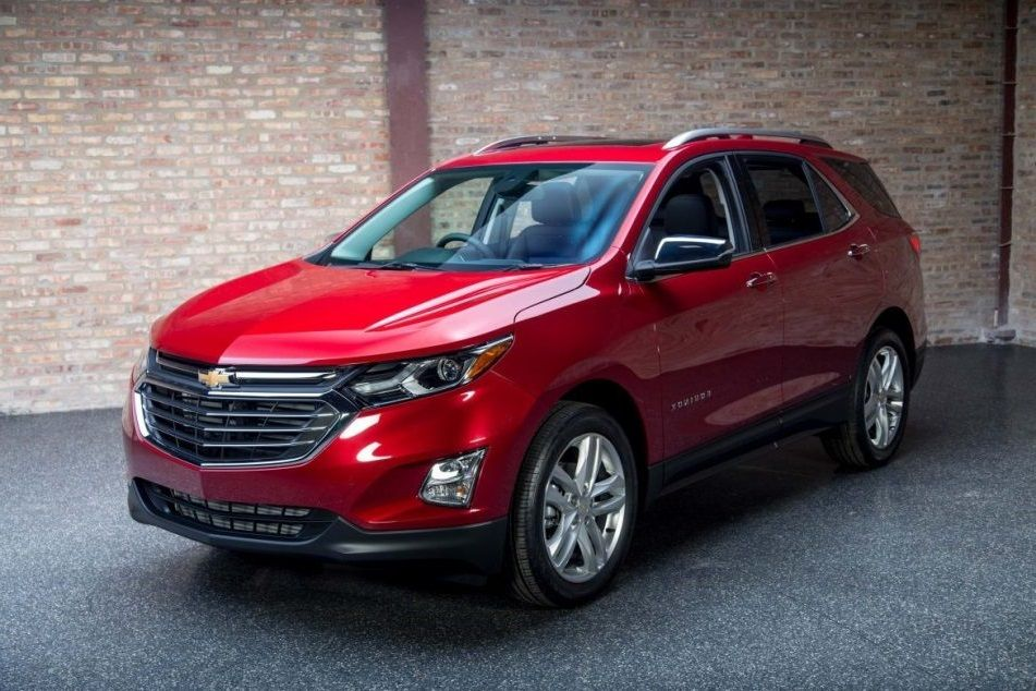 2019 Chevrolet Equinox Suv Is Redesigned With Three