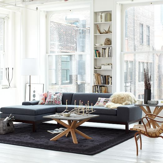 Build Your Own - Lorimer Sectional Pieces