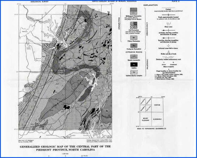 North Carolina Gold North Carolina Mineral Deposits And Placer Gold Deposits Gold Deposit Placer Gold Gold Prospecting