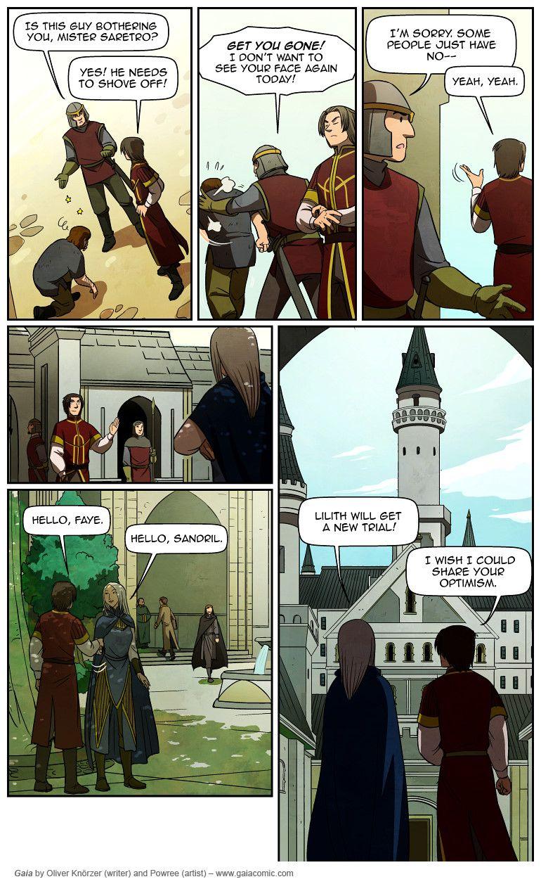 Gaia Webcomic shadowdancers 035 | webcomic, gaia, fantasy