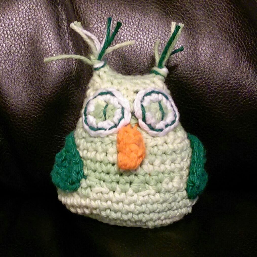 MyTangledSkein: Whoo! Owl Lovey