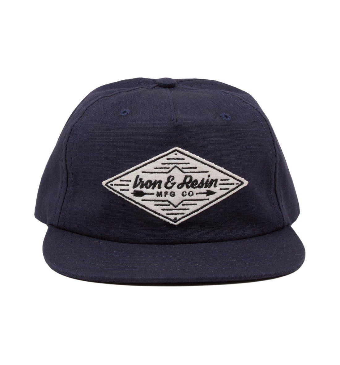 d0b0f050589 IRON   RESIN HATS