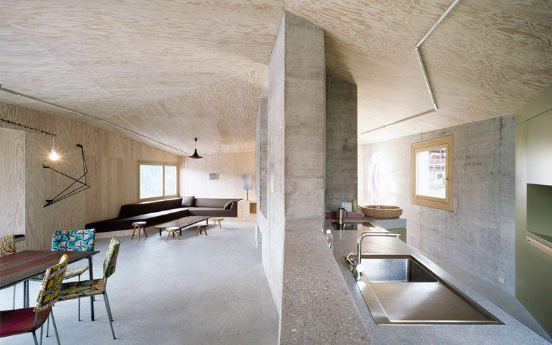 Haus Presenhuber, Vnà Inspiration Pinterest Haus and Architecture