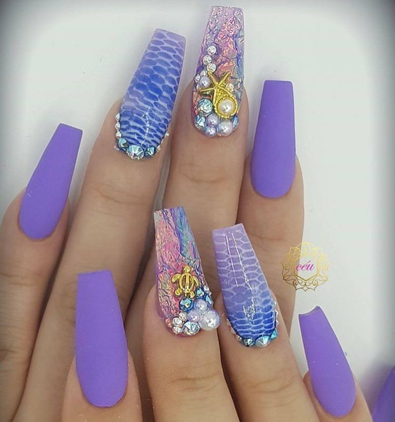 Pin by Marilyn Anthony on Nails for a Goddess | Pinterest | Stylish ...
