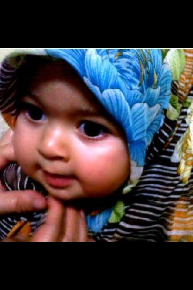 Baby love hijab life summer