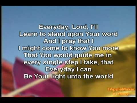 Wedding Song Everyday By Hillsong Lyrics With Video