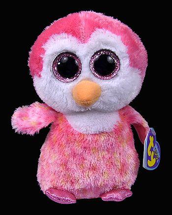 4ba80332b8c Chillz - penguin - Ty Beanie Boos Birthday  January 10
