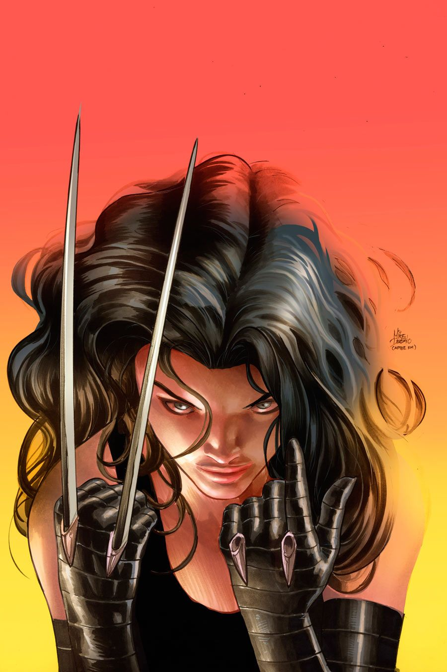 X-23 by Mike Deodato Jr. *