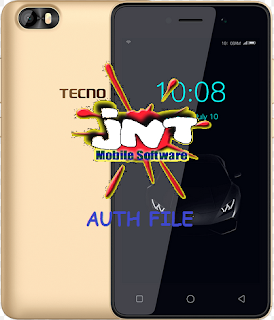 DOWNLOAD AUTHENTICATION FILE FOR TECNO F2 LTE TO UNBRICK