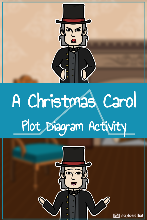Follow The Classic Tale Of A Christmas Carol  Students