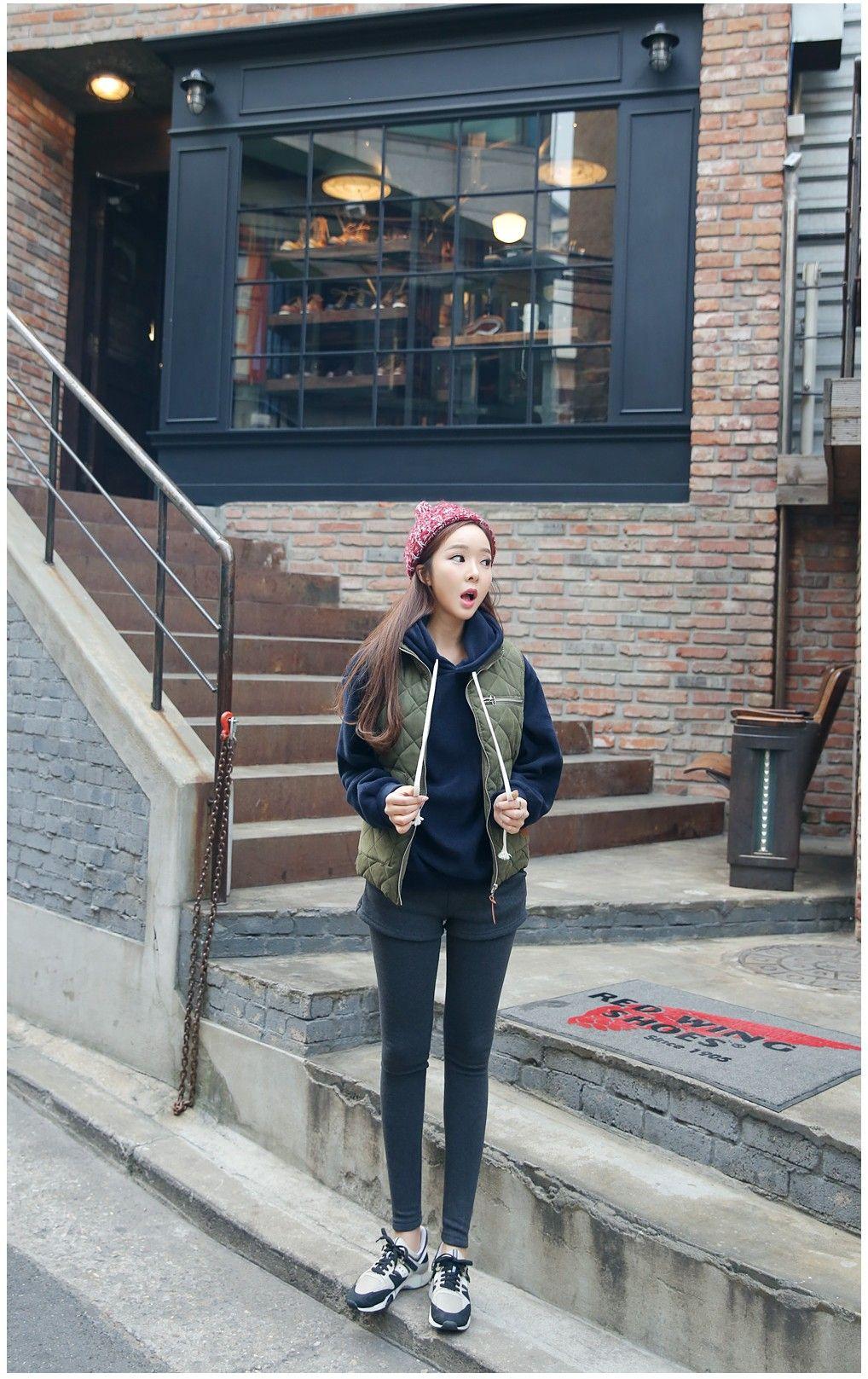 Warm Cotton Candy Tee | Korean Fashion