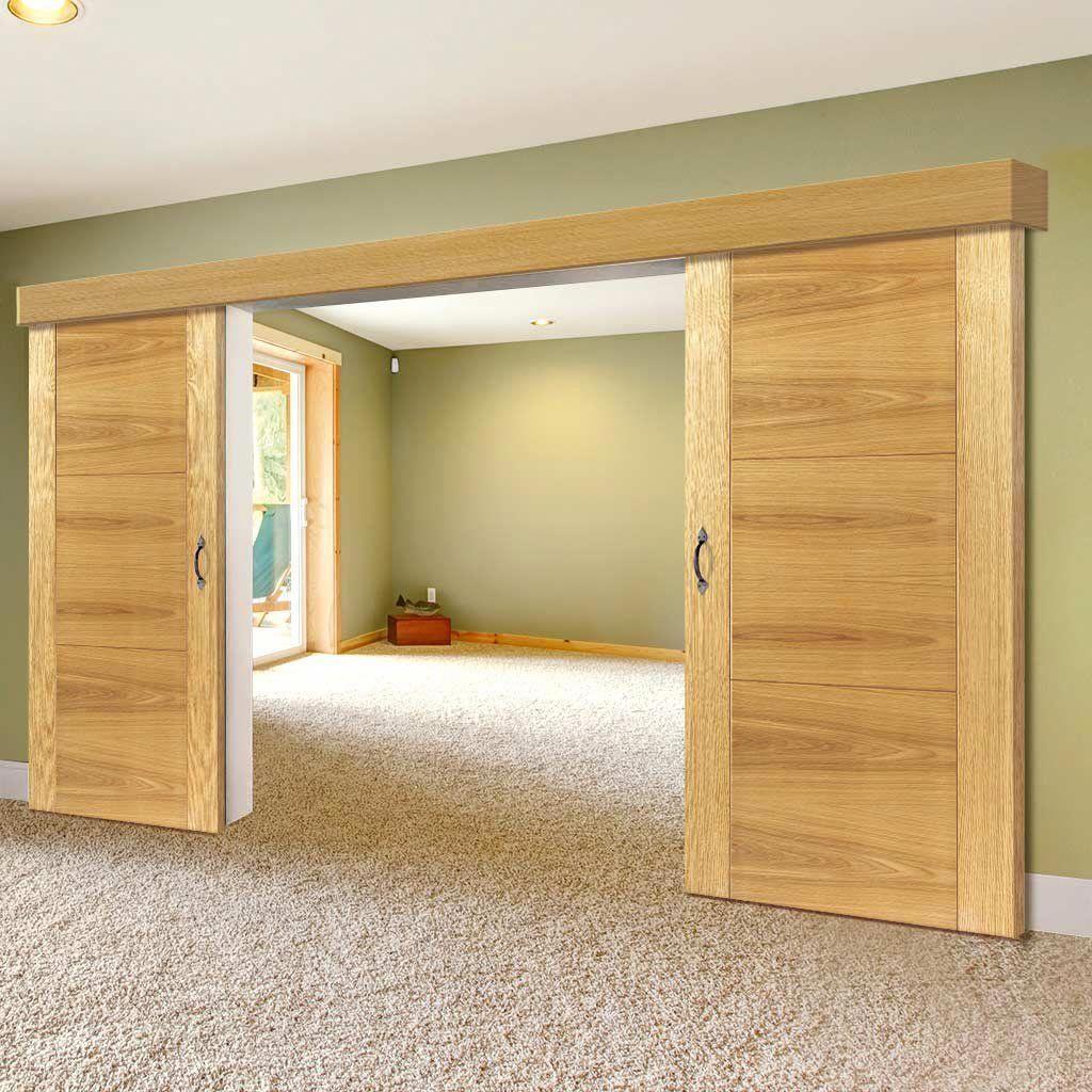 . Hanging Sliding Doors   Custom Entry Doors   Interior Sliding Door