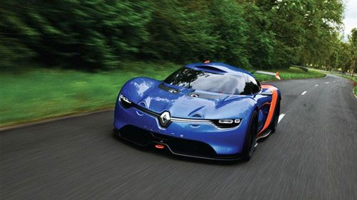 Audi My Net >> 400 bg Gücünde Renault Alpine | Luxury sports cars, Spor ...