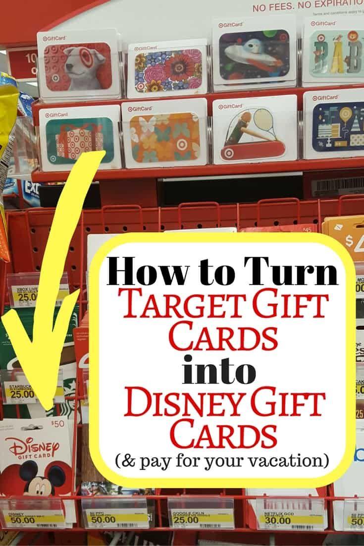 Shop at Target & Earn Disney Gift Cards | Disney gift card, Target ...