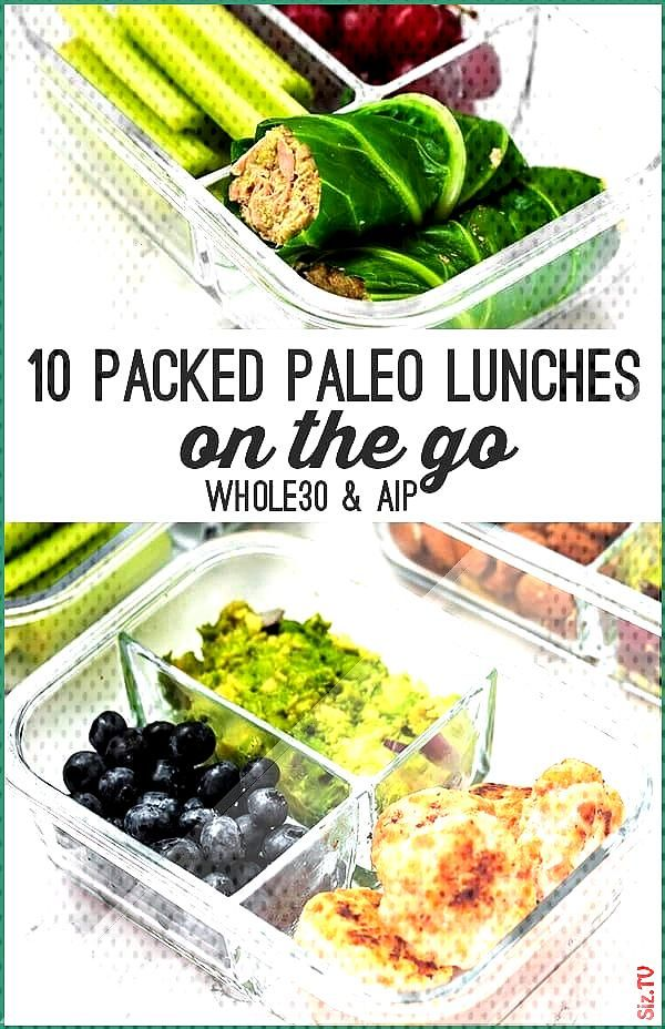10 Paleo Packed Lunches On The Go Whole30 038 AIP Options Unbound Wellness 10 Paleo Packed Lunches