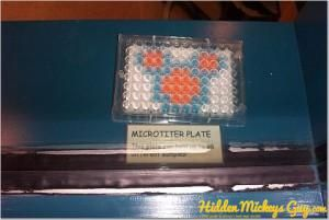Conservation Station - Microtiter Plate Mickey | Hidden Mickey Guy