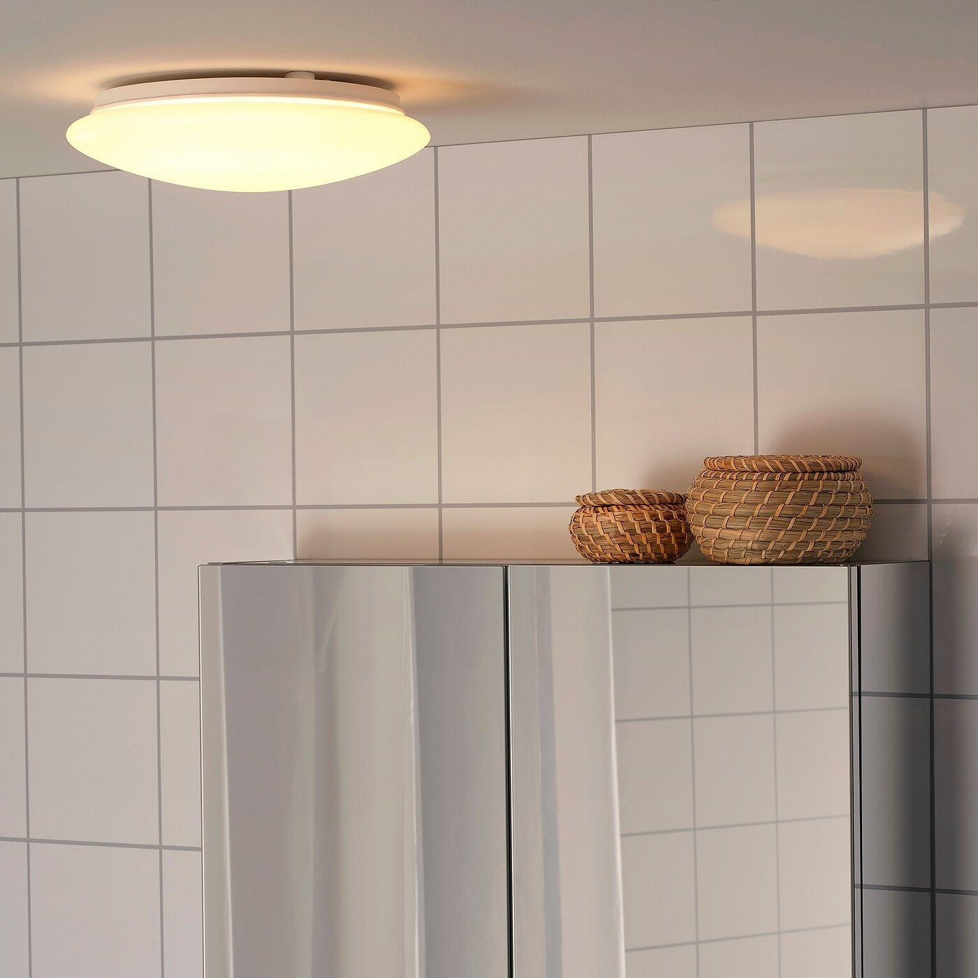 Sjogang Led Plafond Wandlamp Plafonnier Led Plafond Ikea